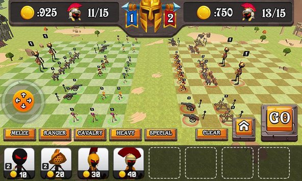 Battle of Rome War Simulator 5