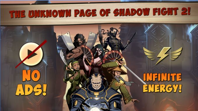 Shadow Fight 2 Special Edition 1