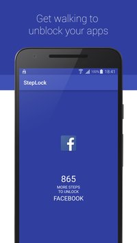 StepLock • Walk & Unblock Apps 3