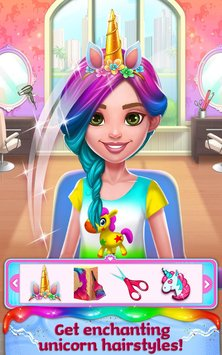 Unicorn Food - Rainbow Glitter Food & Fashion 3
