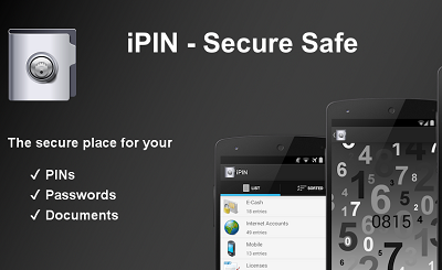 iPIN - Password Manager logo