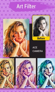 Ace Camera - Photo Editor, Collage Maker, Selfie 5