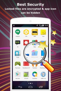 Folder & File Locker, Hide Picture,Video Vault Pro 1