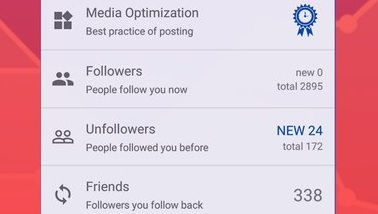 دانلود Followers & Unfollowers Analytics for Instagram v1