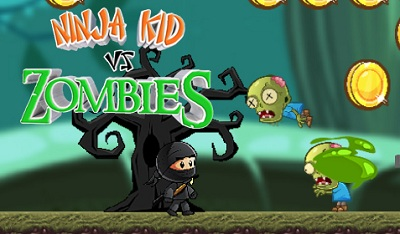 Ninja Kid vs Zombies - Special 0