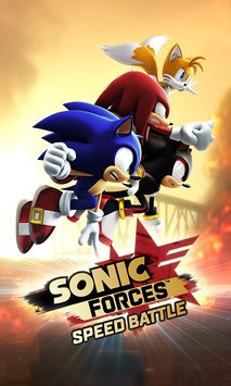 Sonic Forces Speed Battle 1