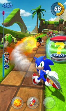 Sonic Forces Speed Battle 3