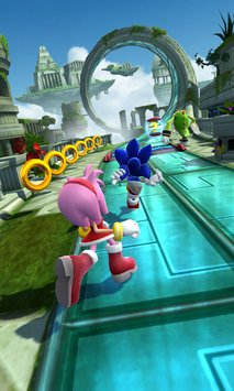 Sonic Forces Speed Battle 4