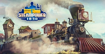 SteamPower 1830 Railroad Tycoon 5
