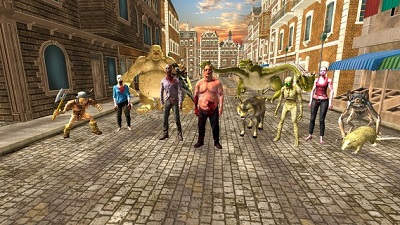 US Army Zombie Slayer 2 The Zombie Hunter Returns 7