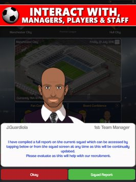 Club Soccer Director - Soccer Club Manager Sim 3