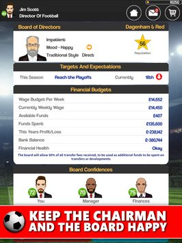 Club Soccer Director - Soccer Club Manager Sim 4