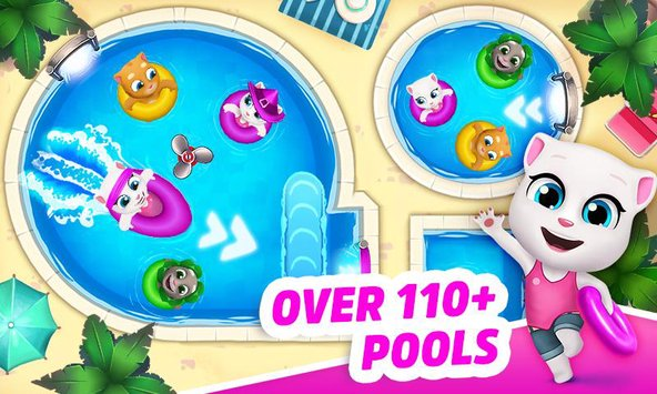 Talking Tom Pool 2