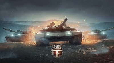 Tank Force Real Tank War Online 8