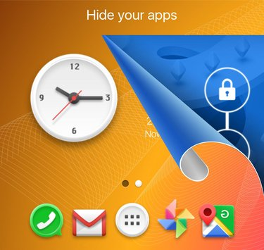 Ace Launcher Fast Hide Apps Gestures Efficient4