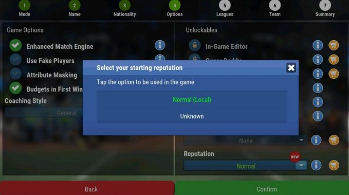 Football Manager Mobile 2018 6