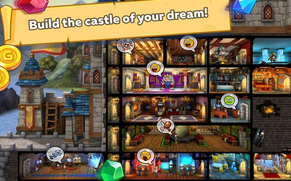 Hustle Castle Fantasy Kingdom2