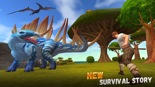 Jurassic Survival Island ARK 2 Evolve1