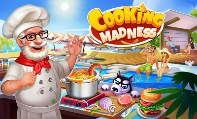 Cooking Madness A Chefs Restaurant Games