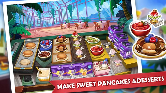 Cooking Madness A Chefs Restaurant Games3