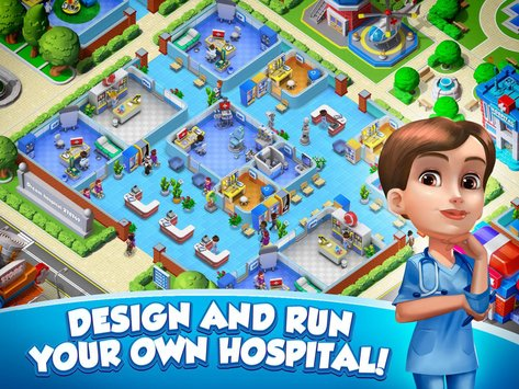 Dream Hospital Hospital Simulation Game1