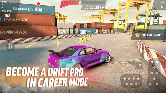Drift Max Pro Car Drifting Game 4
