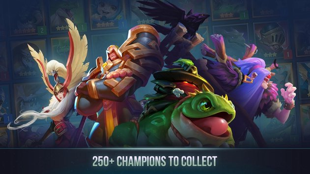 Dungeon Hunter Champions Mobile RPG with MOBA 1