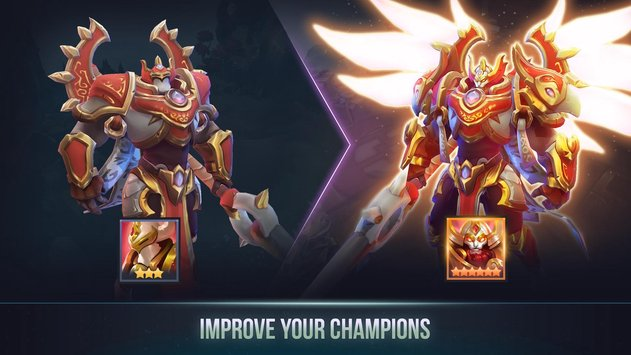Dungeon Hunter Champions Mobile RPG with MOBA 2