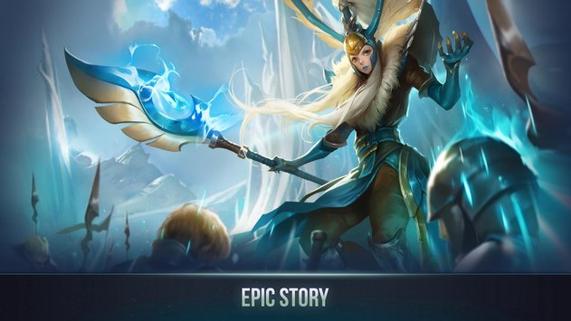 Dungeon Hunter Champions Mobile RPG with MOBA 3