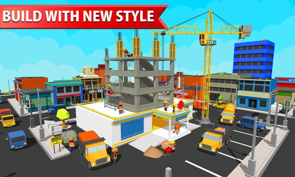 Hospital Craft Building Doctor Simulator Games 3D1