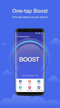 Network Expert Speed Test VPN1