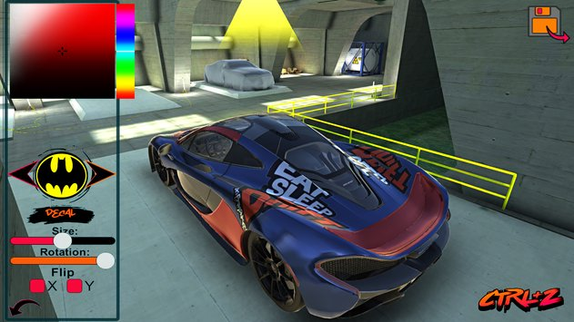P1 Drift Simulator2