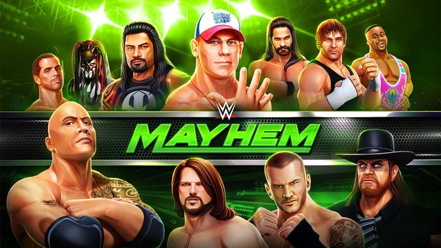 WWE Mayhem1