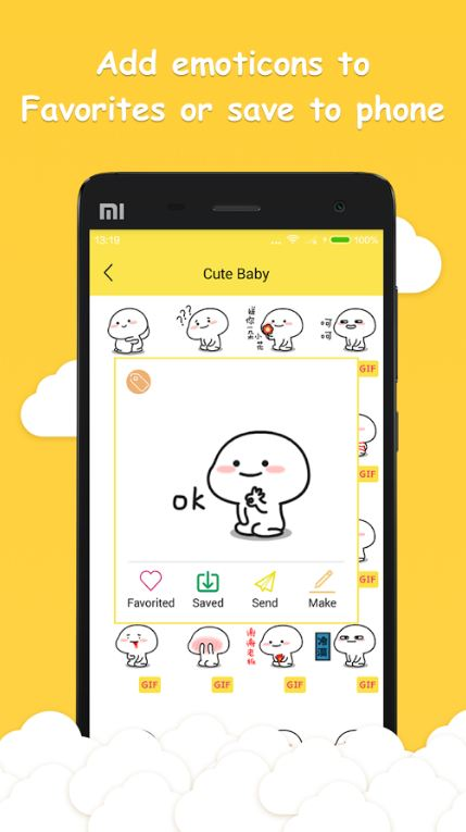 Chat Emoticons Stickers4
