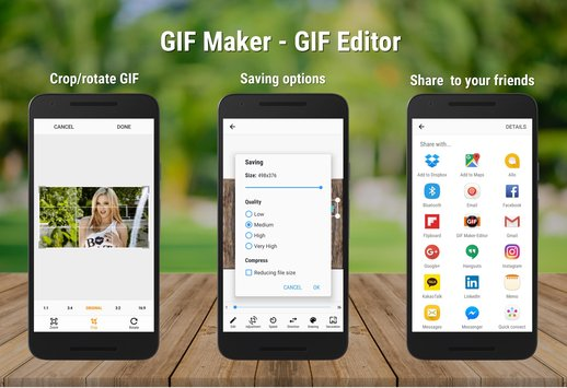 GIF Maker GIF Editor Video to GIF GIF Creator7