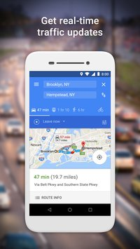 Google Maps Go Directions Traffic Transit2