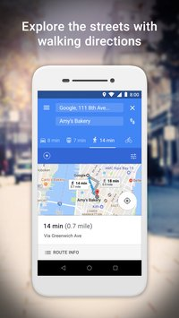 Google Maps Go Directions Traffic Transit4