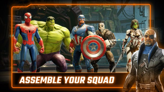MARVEL Strike Force1