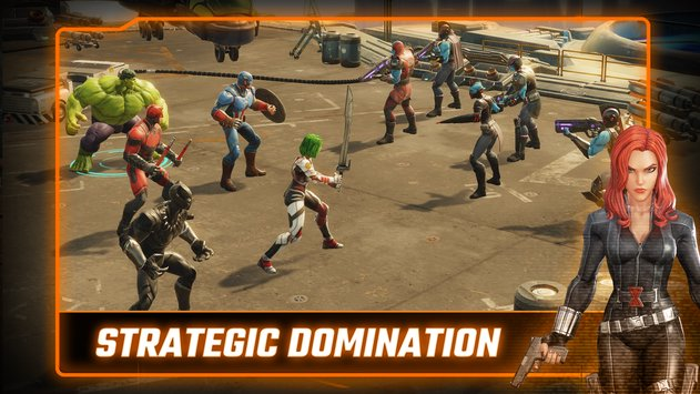 MARVEL Strike Force3