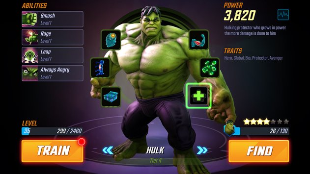 MARVEL Strike Force6