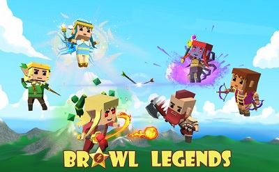 Brawl Legends IO Mobile Stars of Arena Wild Valor