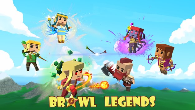 Brawl Legends IO Mobile Stars of Arena Wild Valor1