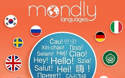 Learn 33 Languages Free Mondly