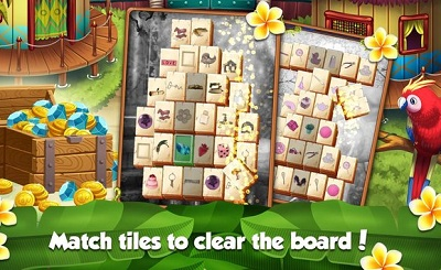 Mahjong World Adventure The Treasure Trails