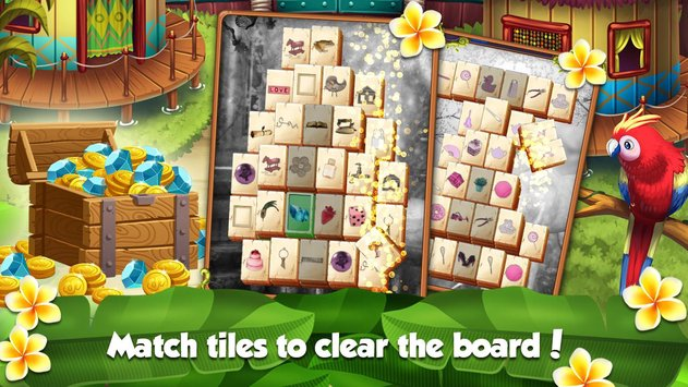 Mahjong World Adventure The Treasure Trails1