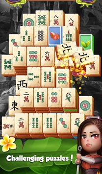 Mahjong World Adventure The Treasure Trails4