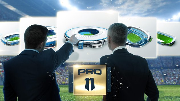 Pro 11 Soccer Manager Game1