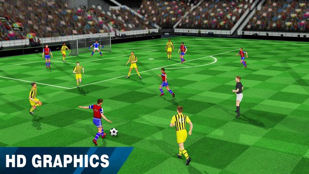 Soccer Leagues Pro 2018 Stars Football World Cup2