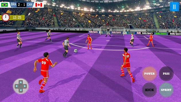 Soccer Leagues Pro 2018 Stars Football World Cup4