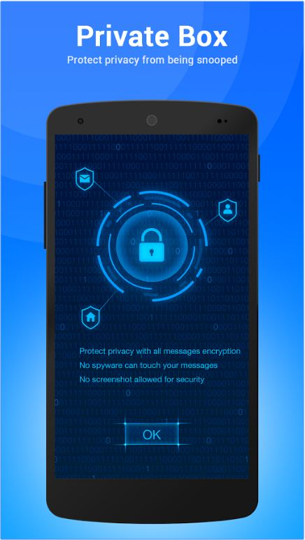 TextU Pro Private SMS Messenger1